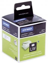 LabelWriter™ Etikettenrollen - Adressetikett, 28 x 89 mm, weiß