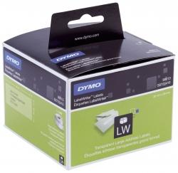 LabelWriter™ Etikettenrollen - Adressetikett, 36 x 89 mm, transparent
