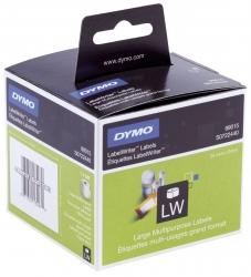 LabelWriter™ Etikettenrollen - Disketten-/Namensetikett, 54 x 70 mm, weiß