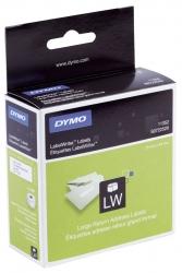 LabelWriter™ Etikettenrollen - Rücksendeetikett, 25 x 54 mm, weiß