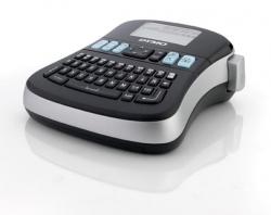 Beschriftungsgerät Labelmanager 210D D1 Bänder, 12 mm, 132 Zeichen