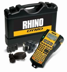 Beschriftungsgerät Rhino™ 5200 Kit - Thermo Transferdrucker, Hartschalenkoffer