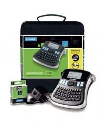 Beschriftungsgerät LabelManager 210D Kofferset, inkl. stabilem Koffer