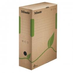 Archiv Box ECO, 100 mm, Karton, naturbraun