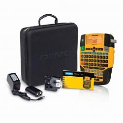 Beschriftungsgerät Rhino™ 4200 Kit - Thermo Transferdrucker, Hartschalenkoffer