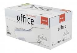 Briefumschlag Office in Shop Box - C5/6 DL, hochweiß, haftklebend, mit Fenster, 80 g/qm, 200 Stück
