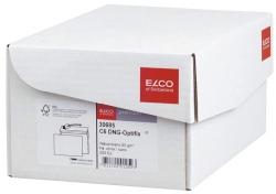 Briefumschlag Office Box mit Deckel - C6, weiß, haftklebend, ohne Fenster, 80 g/qm, 500 Stück