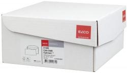 Briefumschlag Office Box mit Deckel - C5/6 DL, weiß, nassklebend, ohne Fenster, 80 g/qm, 500 Stück