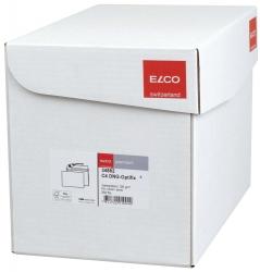 Briefumschlag Office Box mit Deckel - C4, weiß, haftklebend, ohne Fenster, 120 g/qm, 250 Stück
