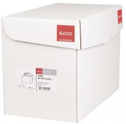 Briefumschlag Office Box mit Deckel - B4, weiß, haftklebend, ohne Fenster, 120 g/qm, 250 Stück