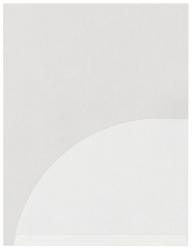 Präsentationsmappe  Prestige - A4, Karton 130 g/qm, transparent, 8 Stück
