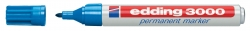3000 Permanentmarker - nachfüllbar, 1,5 - 3 mm, hellblau