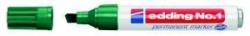 No.1 Permanentmarker - nachfüllbar, 1 - 5 mm, grün