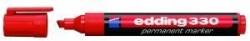 330 Permanentmarker - nachfüllbar, 1 - 5 mm, rot