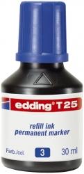 T 25 Nachfülltusche für Permanentmarker, 30 ml, blau