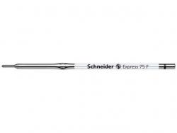 Kugelschreibermine Express 75 - F, schwarz (dokumentenecht)
