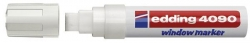 4090 Windowmarker - 4 - 15 mm, weiß