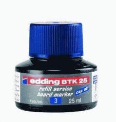 BTK 25 Nachfülltusche - für Boardmarker, 25 ml, blau