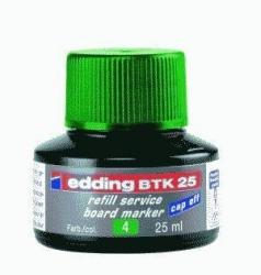 BTK 25 Nachfülltusche - für Boardmarker, 25 ml, grün