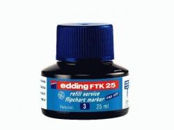FTK 25 - Nachfülltusche, 25 ml, blau