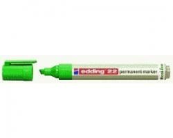 22 Permanentmarker EcoLine - nachfüllbar, 1 - 5 mm, grün