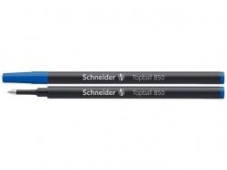 Tintenrollermine Topball 850 - 0,5 mm, blau