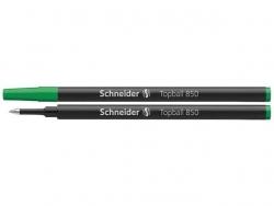 Tintenrollermine Topball 850 - 0,5 mm, grün