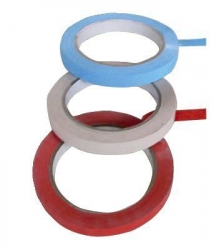 PVC-Klebefilm 125, weiß
