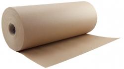Packpapierrolle 90 cm x 250 m, braun