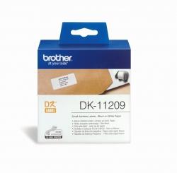 DK-Einzeletiketten Papier-Etiketten 800 Adress-Etiketten 29x62 mm