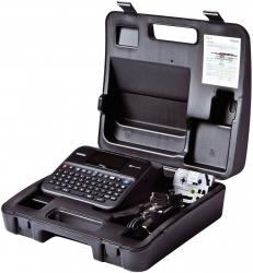 Beschriftungsgerät P-touch D600VP im Hartschalenkoffer