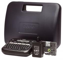 Beschriftungsgerät P-touch D210VP im Hartschalenkoffer
