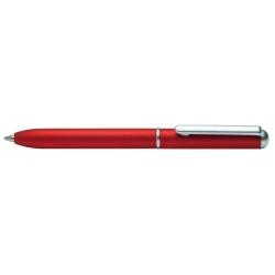 Kugelschreiber Mini Portemonaie - Red