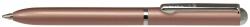 Kugelschreiber Mini Portemonaie - rosegold