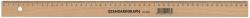 Holzlineale, 50 cm