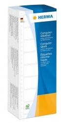 8211 Computeretiketten weiß 88,9x35,7 mm Papier matt 4000 St.