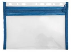 Sammelmappe VELOBAG® - blau, 202 x 142 mm