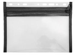 Sammelmappe VELOBAG® - schwarz, 202 x 142 mm