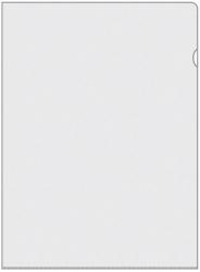 Sichthülle Standard - 0,13 mm, glasklar, PVC