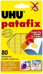 patafix Orignal, wieder ablösbar, gelb, 80 Stück