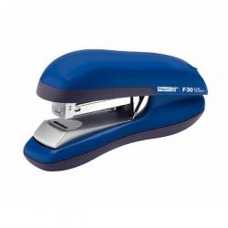 Flachheftgerät F30, Kunststoff, 30 Blatt, blau
