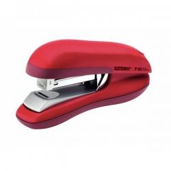 Flachheftgerät F30, Kunststoff, 30 Blatt, rot