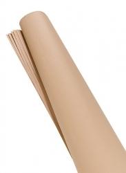 Moderationspapier, 140 x 110 cm, Kraftpapier, 80 g/qm, 100, beige