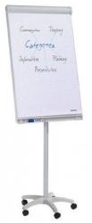 Flipchart Mobil, 55 cm Durchmesser, 9,8 kg, 67 x 95 cm