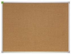Textiltafel U-Act! Line, 60 x 40 cm, braun