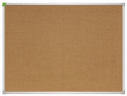 Textiltafel U-Act! Line, 80 x 60 cm, braun