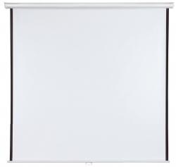 X-tra!Line® Rolloleinwand - 180 x 180 cm, manuell