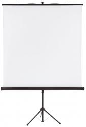 X-tra!Line® Stativleinwand - 150 x 150 cm