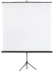 X-tra!Line® Stativleinwand - 180 x 180 cm