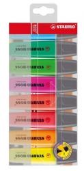 Textmarker BOSS® ORIGINAL - Etui, 8 Farben